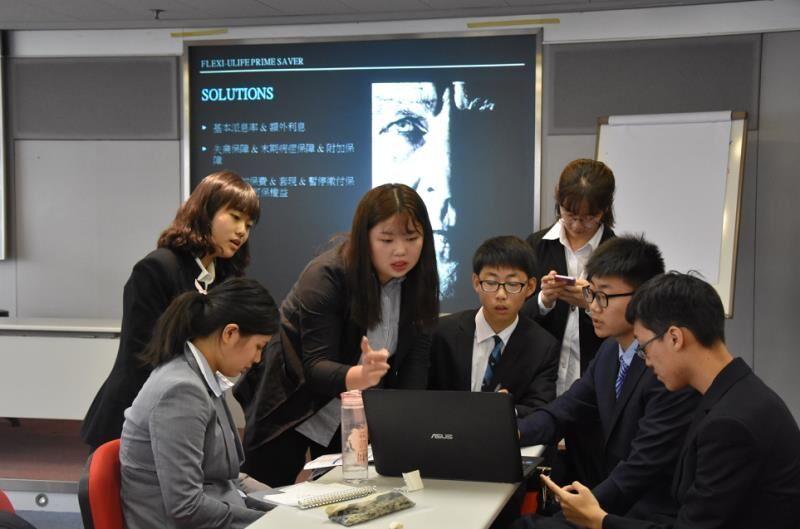 香港名企管理培训生体验